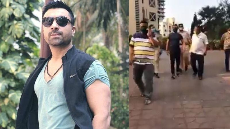 BB 7 Contestant Ajaz Khan Arrested On The Charges Of Defamation And Delivering Hate Speech In Objectionable Live Post - Reports