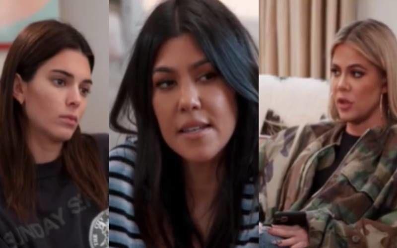 KUWTK Promo- Khloe Kardashian Gives A SHOCKER; Leaves Kendall And Kourtney Speechless On Revealing Her Sperm Donor's Name