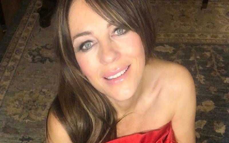 Elizabeth Hurley Celebrates Earth Day By Posting An Almost Nude Picture On Insta; Roots For A Healthy Earth - PIC INSIDE