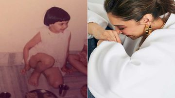 Check Out Deepika Padukone's Cute 'Katori Haircut' In This Throwback Picture; '80s Kids Will Totally Relate To This