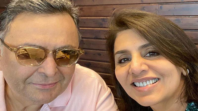 Neetu Kapoor Pens An Emotional Note, Talks About The 'Deep Sense Of Loss'; Thanks Doctors Who Worked On Rishi Kapoor's Cancer Treatment