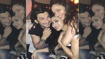 Sushant Singh Rajput Suicide: Mouni Roy Shares Unseen Pictures Of The Late Actor's Happy Times With Ex-Girlfriend Ankita Lokhande At A House Party