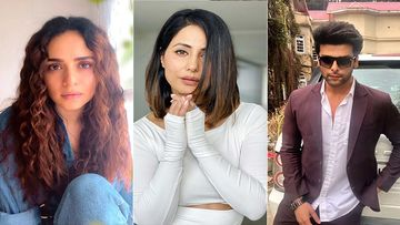 Hina Khan's Scintillating New Pictures Leave Amruta Khanvilkar And Kushal Tandon Love Struck; See Them HERE