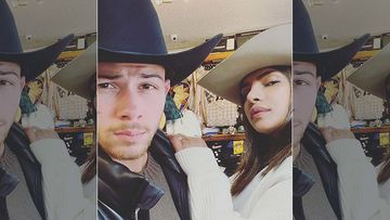Nick Jonas Just Can't Take His Eyes Off Wife Priyanka Chopra As She Lounges In His Lap, Pens A Romantic Birthday Wish For Her