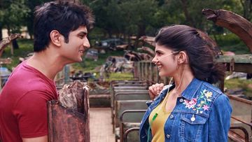 Dil Bechara To Premiere On July 24: Sanjana Sanghi Shares A 'Bittersweet Memory' With Co-Star Sushant Singh Rajput, Reveals What He Would Tell Her Between Shots