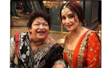 Saroj Khan Demise: Late Choreographer's Pictures With Her Eternal Muse Madhuri Dixit That Are All Heart