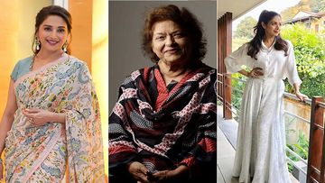 Late Saroj Khan On Bollywood's Best Dancers: 'Madhuri Dixit Couldn't Shake Her Hips', 'Sridevi's Eyes Lit Up In Front Of Camera, Until Then She Was A Dead Woman'