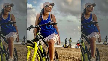Naagin4: Nia Sharma Defends Herself For Video Featuring Her Cycling Without Mask, 'Is There A Rule About Taking A Pic Only After Wearing A Mask?'