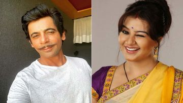 Gangs Of Filmistan: Sunil Grover, Shilpa Shinde, Sugandha Mishra Whip Up A Mad Riot In The First Rushes Of Their Comedy Show