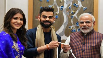 Virat Kohli And Anushka Sharma Will Be 'Amazing Parents', PM Narendra Modi Tweets To The Indian Skipper And Bollywood Actress Who Are Expecting A Baby