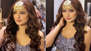 Mahira Sharma's New Pictures Are A Perfect Fit For The Naagin Look Book; Wait, What, Is She The New Sexy Serpentine In Naagin 5?