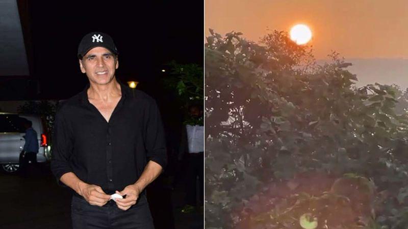 Happy New Year 2020: Akshay Kumar Drops A Stunning Video Of 2021's First Sunrise, Chants Gayatri Mantra