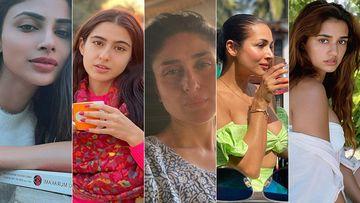 Hottest Bollywood Actresses On Insta This Week: Mouni Roy, Sara Ali Khan, Kareena Kapoor Khan, Malaika Arora And Disha Patani Dish Out Some Serious Fashion Goals