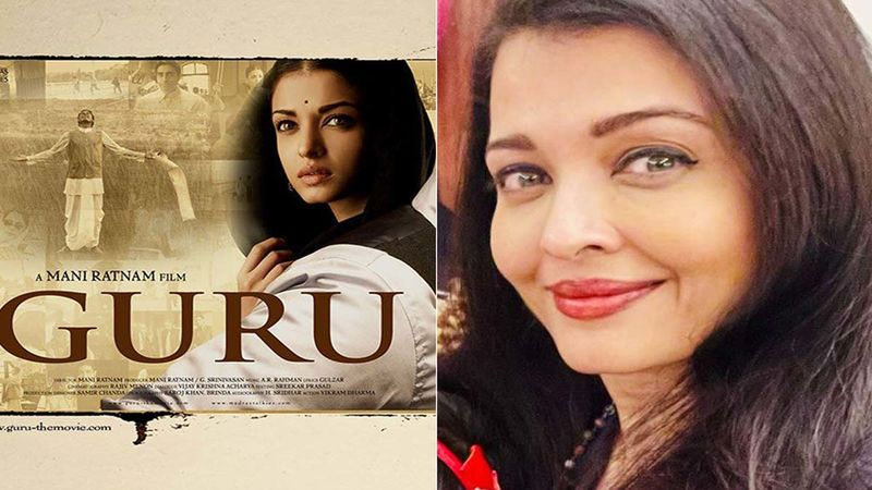 Guru Clocks 14 Years: Aishwarya Rai Bachchan Shares Throwback Pictures From The Premiere Night, Says, 'GURU FOREVER'