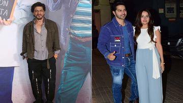 Has Shah Rukh Khan Opened His Alibaug Bungalow For Varun Dhawan And Natasha Dalal's Wedding Festivities?