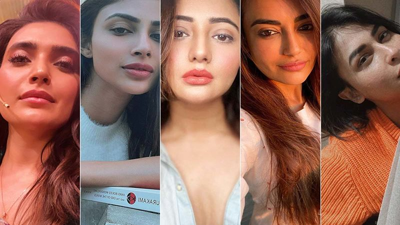Hottest TV Actresses On Instagram: Karishma Tanna, Mouni Roy, Rashami Desai, Surbhi Jyoti And Pavitra Punia Grab Attention With Their Sizzling Insta Posts