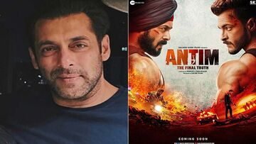 Salman Khan To Launch Antim: The Final Truth's Trailer In Gaiety-Galaxy Theatres On October 25, 2021