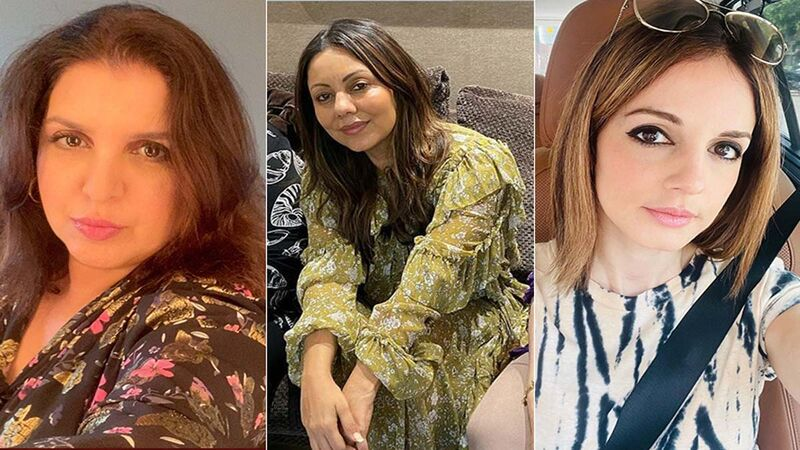 Gauri Khan Gets Showered With Birthday Wishes From Her BFFs Farah Khan, Sussanne Khan And More