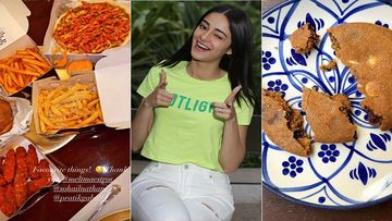Ananya Panday's Massive Sunday Cheat Meal Leaves Us Drooling; This Girl Loves Her Grub