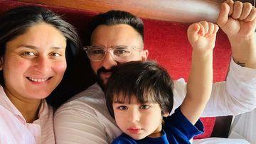 This Is How Kareena Kapoor Khan And Saif Ali Khan Have Prepared Taimur Ali Khan For His Soon-To-Be-Born Sibling