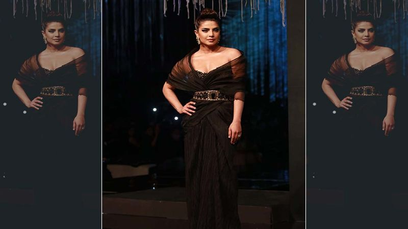 Priyanka Chopra Exudes A Sassy And Sporty Vibe During The Photoshoot For British Vogue Magazine, Asks, 'Wanna Play?'