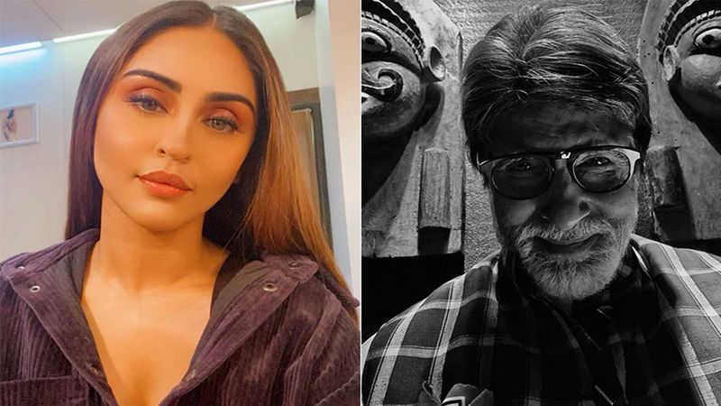 Chehre: Krystle D'souza Recalls What Happened When She Introduced Herself To Amitabh Bachchan On The Set Of The Film; It's Truly Humbling