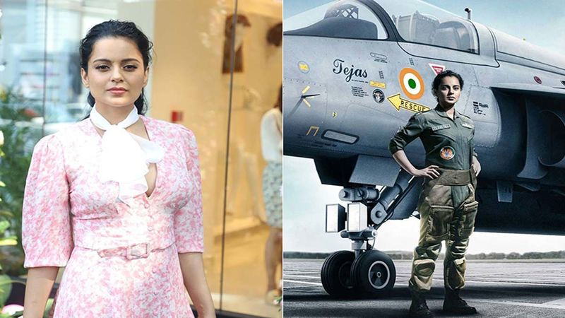 Tejas: Kangana Ranaut Leaves For Jaisalmer To Kickstart Next Schedule Of The Film; Bows Down To The Almighty And Prays For Everyone's Well-Being Amid COVID-19 Pandemic