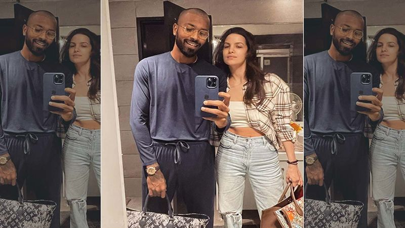 Hardik Pandya Shares A Cosy Picture With His BABY Natasa Stankovic As He Drops A Honey-Sweet Birthday Post For Wifey