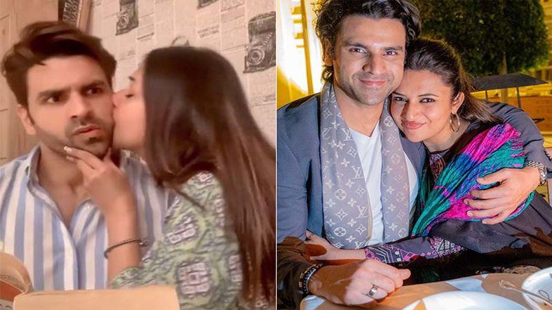 International Women's Day 2021: Divyanka Tripathi Literally Eats Off Husband Vivek Dahiya's Cheek In Her Women's Day Post