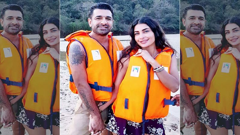 Bigg Boss 14's Pavitra Punia Shares A Throwback Holiday Picture With BF Eijaz Khan, Calls Themselves 'Ek Dooje Ke Life Jackets'; Eijaz Drops A HILARIOUS Comment