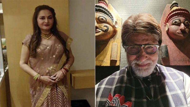 Indian Idol 12: Jaya Prada Recalls How Amitabh Bachchan Smartly Covered His Burnt Hand During De De Pyar De Shoot; Shares Intriguing Trivia
