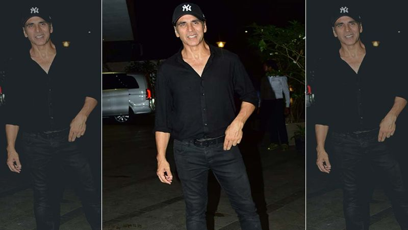 Akshay Kumar Tests Positive For COVID-19, Says He Is Home Quarantined And Seeking 'Necessary Medical Care'