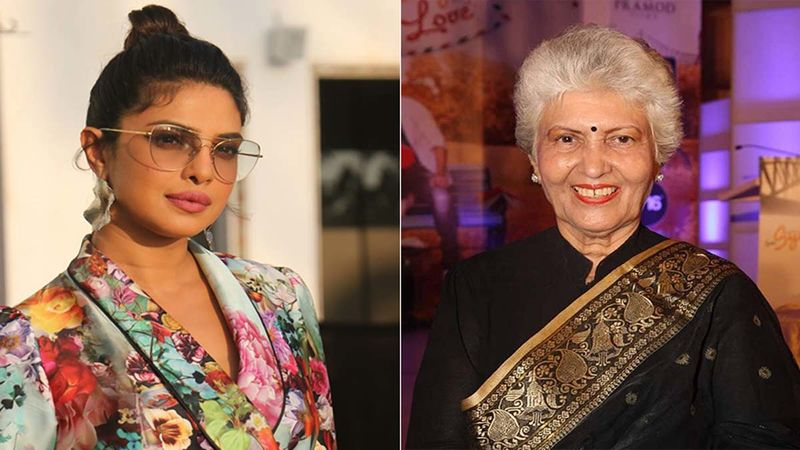 Priyanka Chopra Mourns The Death Of Senior Actress Shashikala; Actress Is Honoured To Have Worked With Her