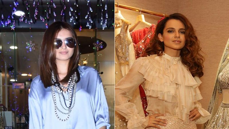 Tara Sutaria's 'Pink On White' OR Kangana Ranaut's 'White On Yellow' - Which Look Spells Summer Goals For You?