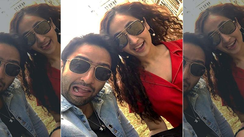 Daddy-To-Be Shaheer Sheikh Says After Years Of Staying Alone, He Is Learning To 'Share Space' With Wife Ruchika Kapoor