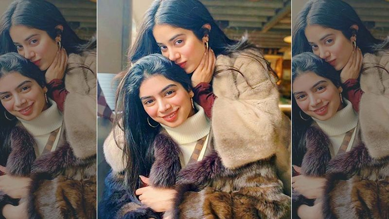 Janhvi Kapoor And Sister Khushi Kapoor Spotted Cycling On The Streets Of Mumbai; Actress Requests Paps To Respect Her Privacy, 'Sir, Aise Mat Lijiye Please' - VIDEO