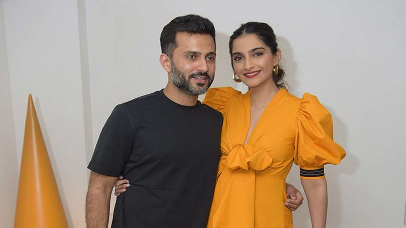 Anand Ahuja's 3-Weeks Late Third Wedding Anniversary Post Gets A Naughty Reply From Wifey Sonam Kapoor