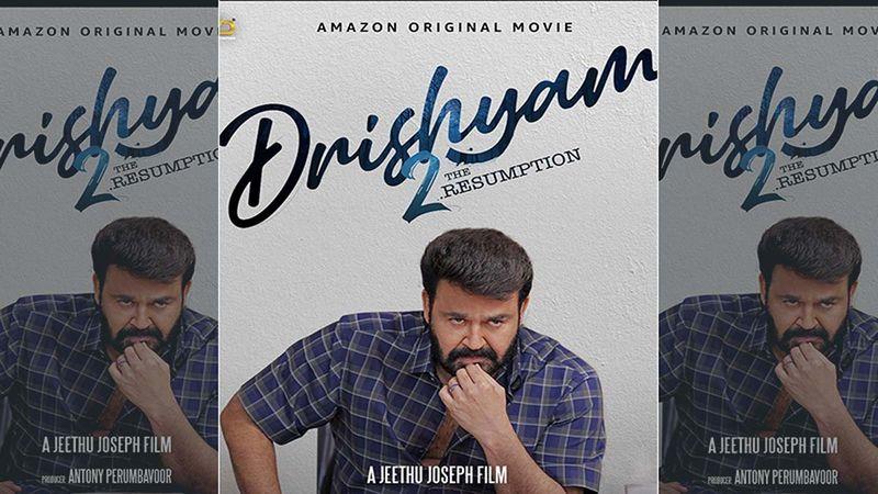 Drishyam 2: Kumar Mangat Pathak And Abhishek Pathak's Panorama Studios International Seal The Deal For The Hindi Remake Of Mohanlal's Film
