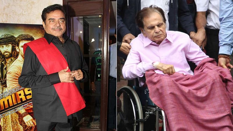 Dilip Kumar Health Update: Shatrughan Sinha Prays For The Veteran Actor's Speedy Recovery, Wishes For Good Health And Long Life