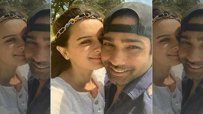 FRESH Inside Pictures From Australia: Newly Wedded Evelyn Sharma And Tushaan Bhindi's Wedding Ceremony Was Low-Key And Heartwarming Affair