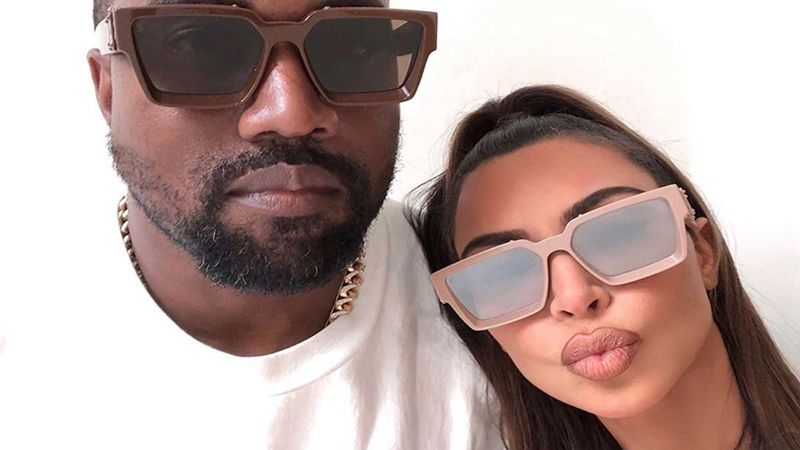 Kim Kardashian And Kanye West, Amid Divorce Proceedings, Holiday In NYC With Their Kids