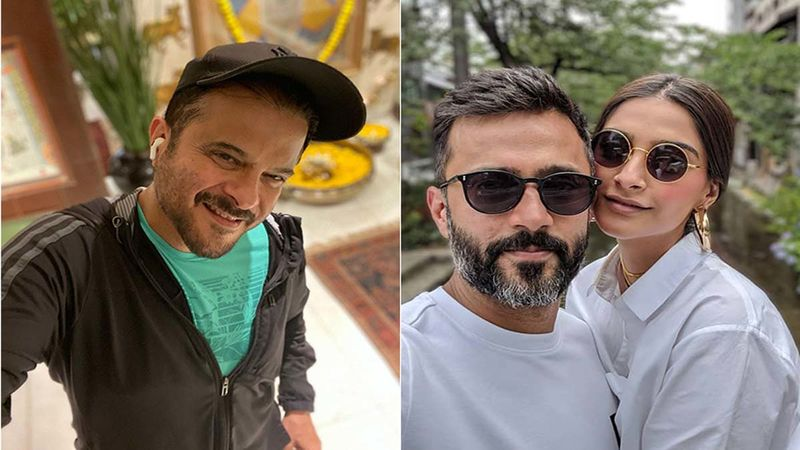 Anil Kapoor Showers Son-In-Law Anand Ahuja With Birthday Love; Sonam Kapoor Shares Unseen Picture With Her Husband