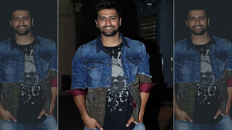 Vicky Kaushal Gifts Himself A Swanky New Car, Friends Congratulate Him On His Expensive Purchase