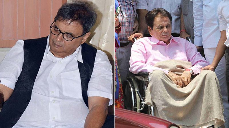 Dilip Kumar Dies At 98: Filmmaker Subhash Ghai Is Overwhelmed With Grief, Shares An Emotional Video, Calls Him Indian Cinema's 'Man Of The Match' - VIDEO