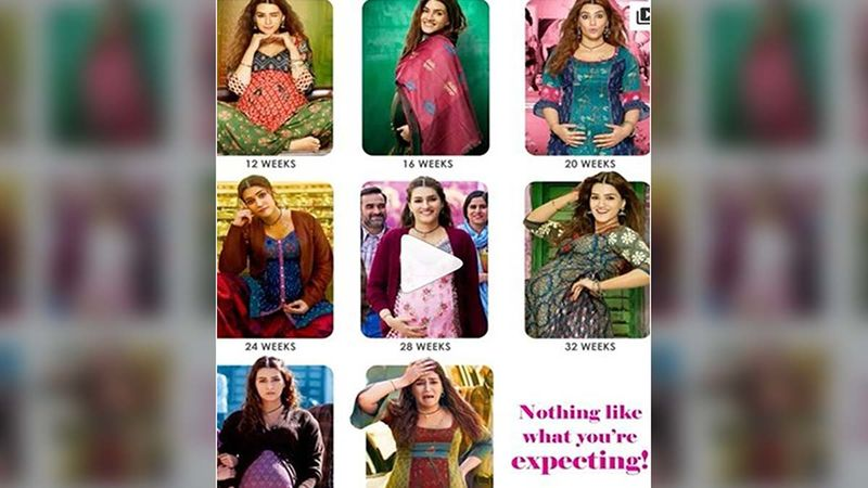 Mimi Motion Poster Out: Kriti Sanon Says 'It's Nothing Like What You're Expecting'; Trailer To Be Unveiled On July 13