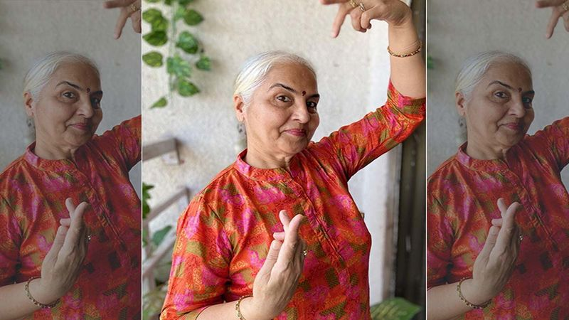 Dancing Dadi Grooves To Shah Rukh Khan And Madhuri Dixit's Hit Number, From Dil Toh Pagal Hai; Video Garners 1 Million Views