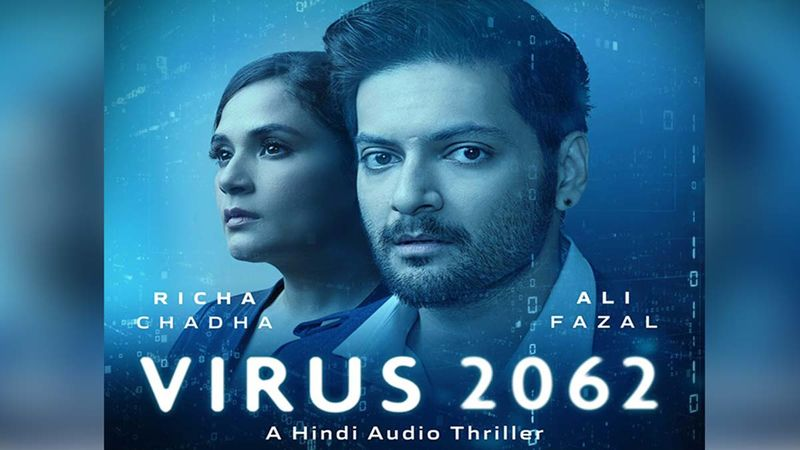 Ali Fazal Dives In Podcast Arena With Girlfriend Richa Chadha, Announces His Show Virus 2062; Requests Not Misconstrue His Tweets