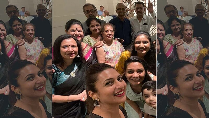 Divyanka Tripathi Posts Pictures From Her Nephew's Birthday Attended By Her Huge Family, Says 'Missing Half Of The Khandani Population'