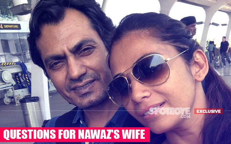 Mrs Nawazuddin Siddiqui's Rubbish Tweet Challenges The Police. How Ridiculous!