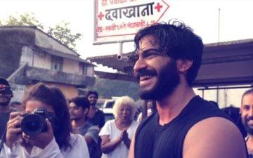Harshvardhan Kapoor Wraps Up Bhavesh Joshi, Posts An Emotional Video